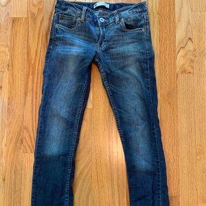 Girls' size 12 Levi's jeans